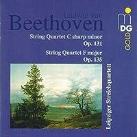 Beethoven: String Quartets C Sharp Minor, Opp. 131 String Quartets F Major 135 (1998-07-21)