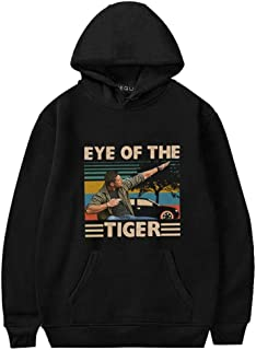 Fushimuma Unisex Supernatural Tv Eye of The Tiger Carry On My Wayward Son Hoodie Sweatshirt