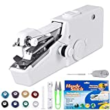 Handheld Sewing Machine, Cordless Handheld Electric Mini Sewing Machine Quick Handy Stitch for Home or Travel use