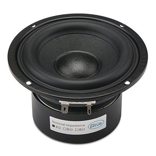 4 inch subwoofer speaker _image0