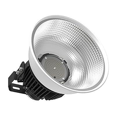 GENSSI LED High Bay Light 22000 Lumens UL 150W 6000K HPS MH Bulbs Commercial