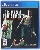 Sherlock Holmes: Crimes & Punishments (PS4 北米版)