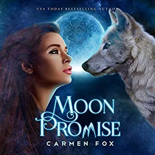 Moon Promise     The Wild Pack, Book 1              By:                                                                                                                                 Carmen Fox                               Narrated by:                                                                                                                                 Phoenix McKay                      Length: 9 hrs and 4 mins     6 ratings     Overall 4.2