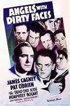 James Cagney y Pat O'Brien y Humphrey Bogart en ángeles con caras sucias 2...