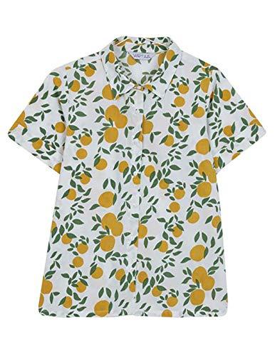 Compañia Fantastica Camisa Estampado Mujer