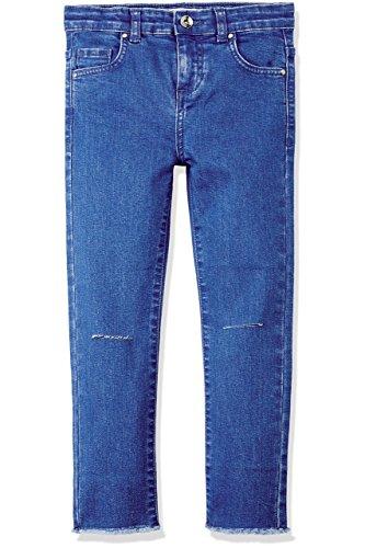 RED WAGON Jeans Bambina con Strappi, Blu (Multi), 104 (Taglia Produttore: 4 Anni)