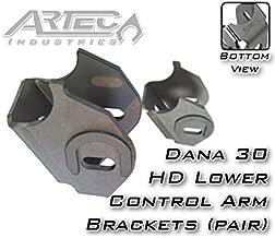 Dana 30 HD Lower Control Arm Brackets (pair)