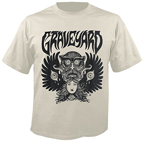 Graveyard - T-Shirt Monstertryck (in S)