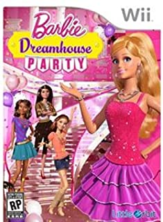 MAJESCO Barbie Life In Dreamhouse Entertainment Game - Wii / O1029 /