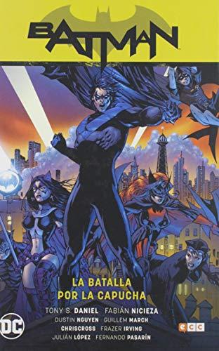 Batman: La batalla por La Capucha Vol. 01 (De 2)