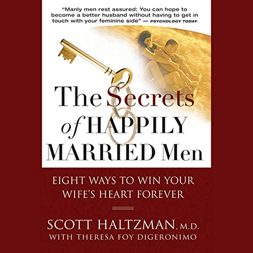 The Secrets of Happily Married Men cover art
