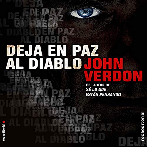 Deja en paz al diablo [Let the Devil Sleep] (Narración en Castellano) cover art