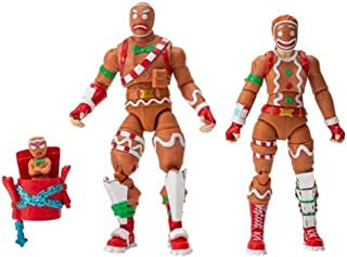 Fortnite Gingerbread 2 Figure Pack Exclusive