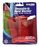 LONGRIDGE, Set scaldamani riutilizzabili Handwärmer, Rosso (Rot), 2 pz.
