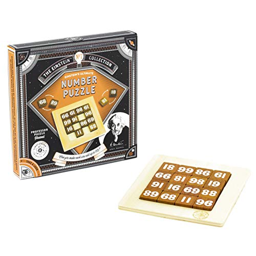 The Einstein Collection Sudoku Puzzle Game