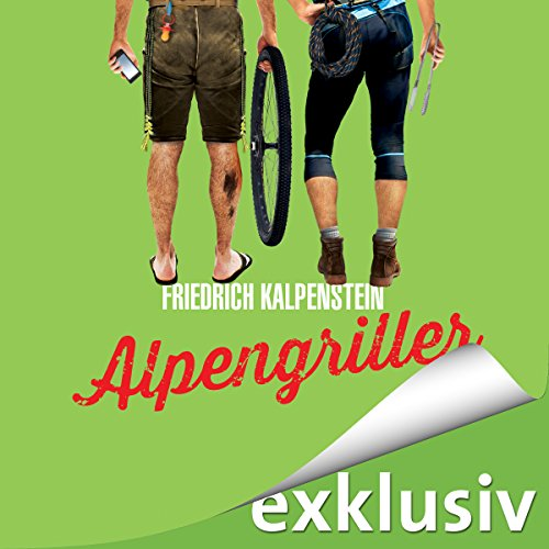 Alpengriller audiobook cover art