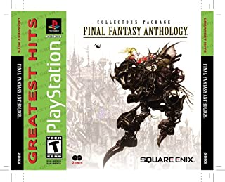 Final Fantasy Anthology - PlayStation (B00002R28C) | Amazon price tracker / tracking, Amazon price history charts, Amazon price watches, Amazon price drop alerts
