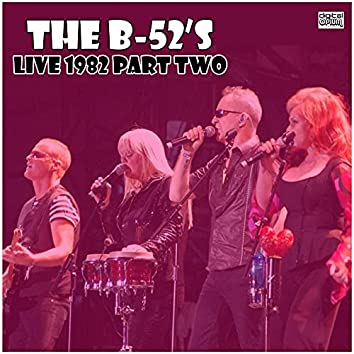 Live 1982 Part Two (Live)