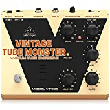 Behringer VT999, Accesorio para guitarra efectos vt-999, VINTAGE TUBE MONSTER VT999, Overdrive