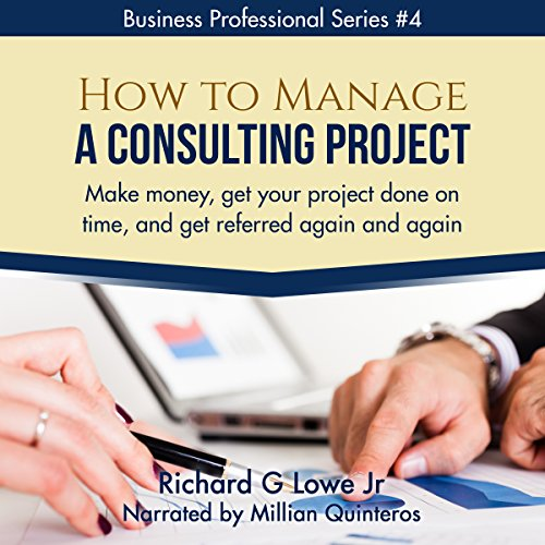 How to Manage a Consulting Project cover art
