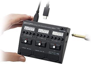 ZOOM ズーム ギター/ベース用USBオーディオ・インターフェース ポケットサイズ 超コンパクト GCE-3