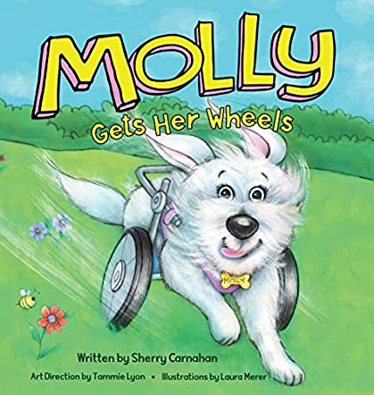 Molly Gets Her Wheels