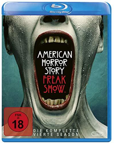 American Horror Story- Staffel 4 [Blu-ray]