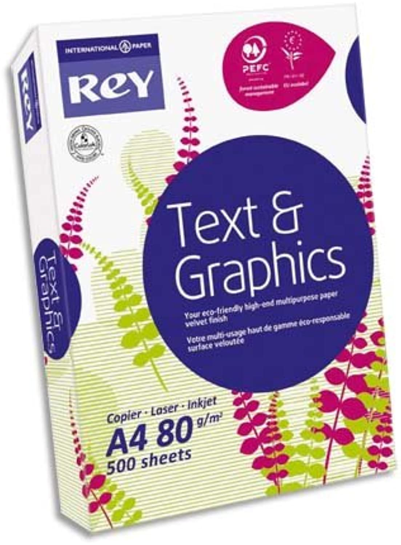 Rey 179309 Text And Graphics Kopier- Druckerpapier 500 Blatt Blatt Blatt A3 100 g 4 Stück B004LS6NFI | Spielzeugwelt, fröhlicher Ozean  2eb257