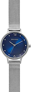 Skagen Anita Women's Blue Dial Stainless Steel Analog Watch - SKW2307