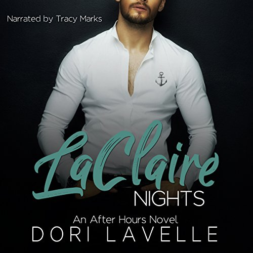 LaClaire Nights audiobook cover art