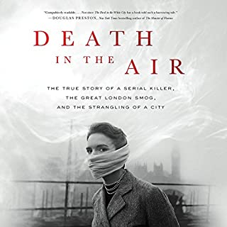 Death in the Air audiobook cover art