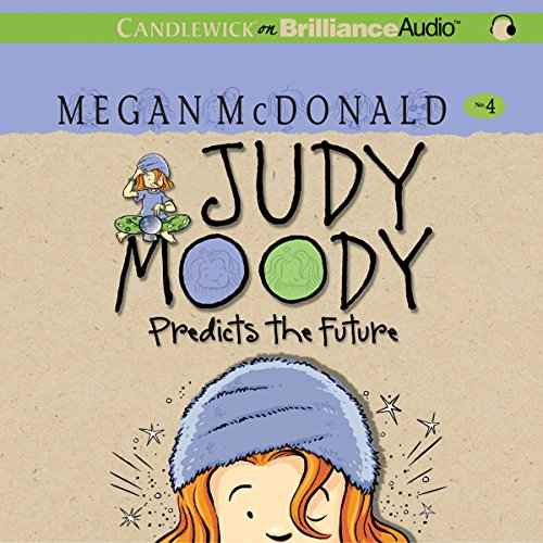 Judy Moody Predicts the Future (Book #4) audiobook cover art