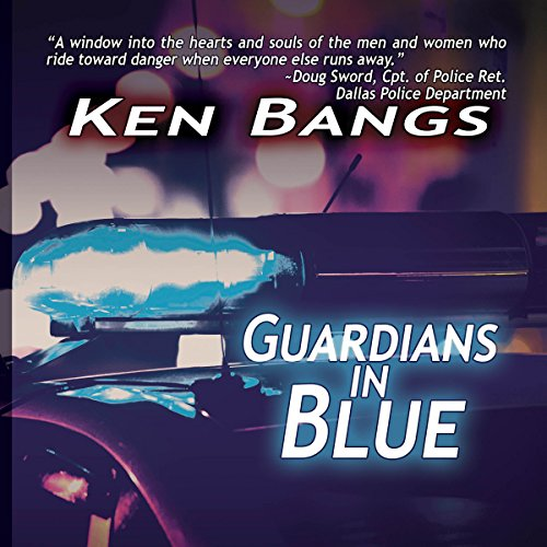 Guardians in Blue audiobook cover art