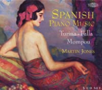Spanish Piano Music: Falla, Turina, Mompou (1999-10-12)