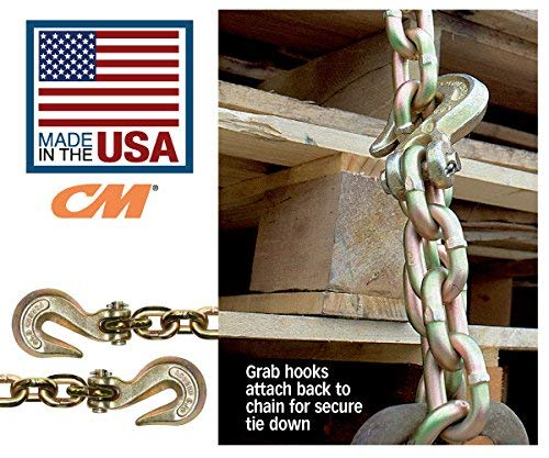 "cm Grade 70 5/16"" Transport Chain (15')"