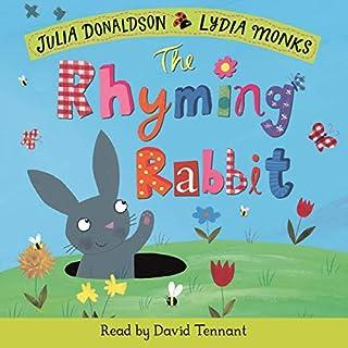 The Rhyming Rabbit cover art