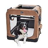 Veehoo Folding Soft Dog Crate