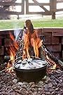 Lodge Cast Iron Camp Dutch Oven, 6-Quart #4