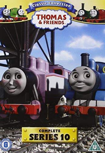 Thomas And Friends - Classic Collection - Complete Series 10 [DVD] [Reino Unido]