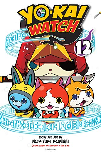 YO-KAI WATCH, Vol. 12