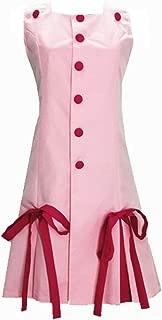 JoJo's Bizarre Adventure Movie Sugimoto Reimi Cosplay Costume Pink Dress