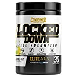 Condemned Labz, LOCKED DOWN, Cell Volumizing and Hydration Supplement - 312 Grams (Lemon Lime)