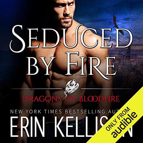 Seduced by Fire audiobook cover art