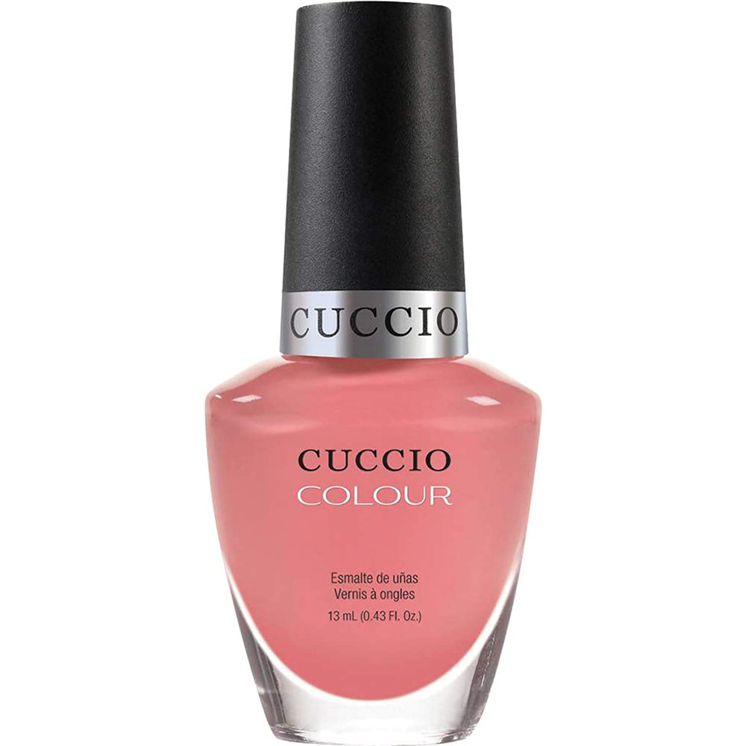 動揺させるずんぐりした受動的Cuccio Colour Gloss Lacquer - All Decked Out - 0.43oz / 13ml
