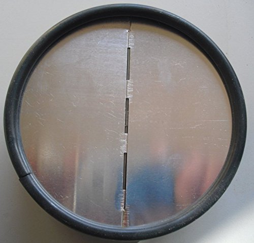 Rückstauklappe NW125 Rückschlagklappe Dunstabzugshaube Ablufttrockner BDSI125