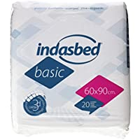 Indasbed Basic Protector Cama, 60 x 90 cm - 20 Protectores