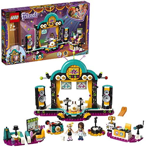 LEGO Friends - Espectáculo de Talentos de Andrea, set creat