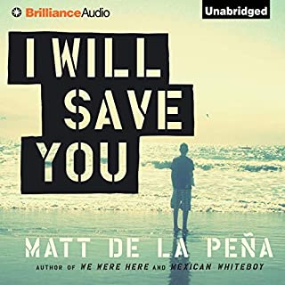 I Will Save You audiobook cover art