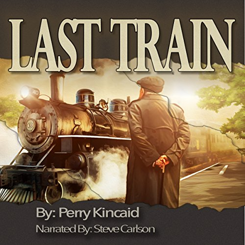 Last Train audiobook cover art