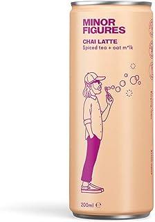 Minor Figures Minor Figures Nitro Cold Brew – Chai Latte – Spice Tea + Oat Milk – Super Premium Tea & Spices, Nitrogen Inf...